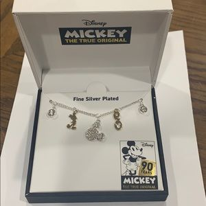 Disney 90 year necklace